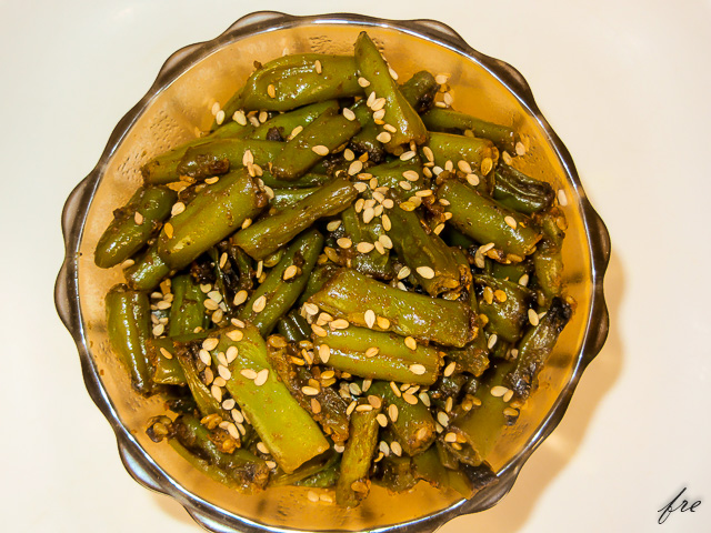 french beans stir fry recipe indian style