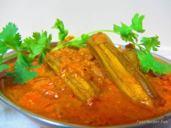 Andhra mulakkada masala drumstick masala recipe