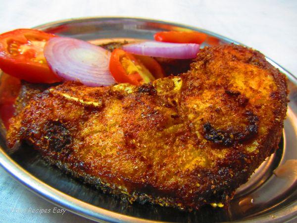 Simple Fish Fry Recipe