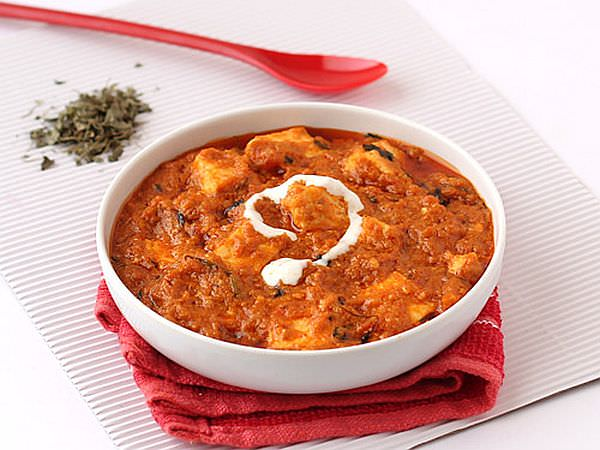 Quick Paneer Butter Masala recipe
