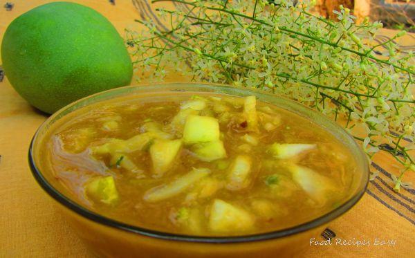 Andhra ugadi pachadi recipe