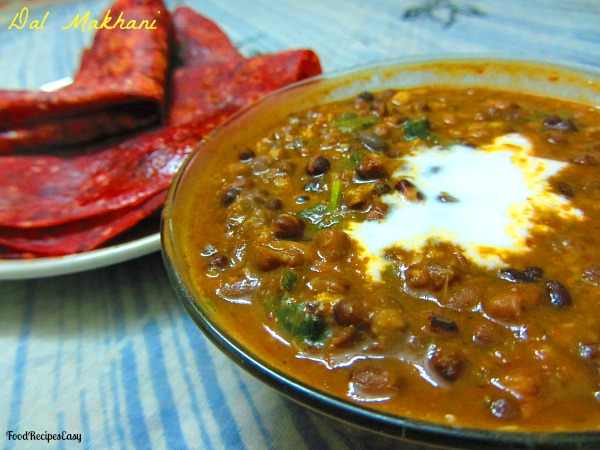 how to make Punjabi Dal Makhani Recipe
