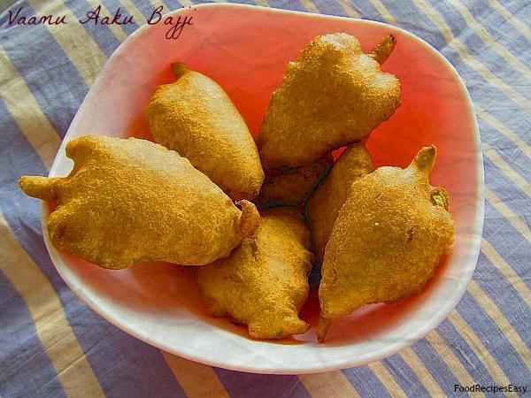 Vaamu Aaku Bajji