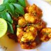 Simple Prawns Fry Recipe – Andhra Royyala Vepudu