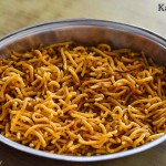 Karapusa Recipe – Homemade Sev