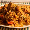 Quick Chicken Biryani in Pressure Cooker