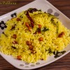 Nimmakaya Pulihora – The Authentic Andhra Lemon Rice
