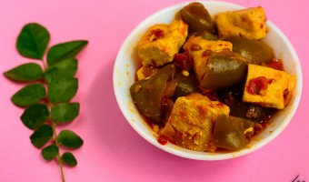 Kadai Paneer Recipe – How to Make Kadai Paneer at Home